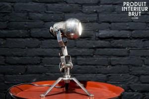 Mois 20 % sur cette lampe ronde en laiton « Spoutnik »…
