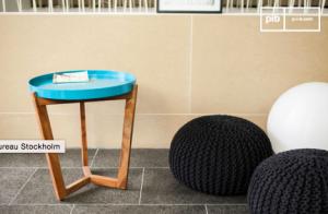 adoptez les lignes pures et design de la table scandinave