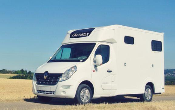 Camion transporte caballos de calidad – Carrosserie-Ameline