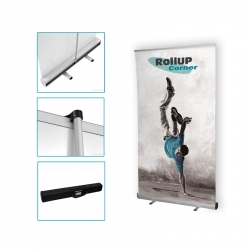 Stand pliable ? Rollup Corner !