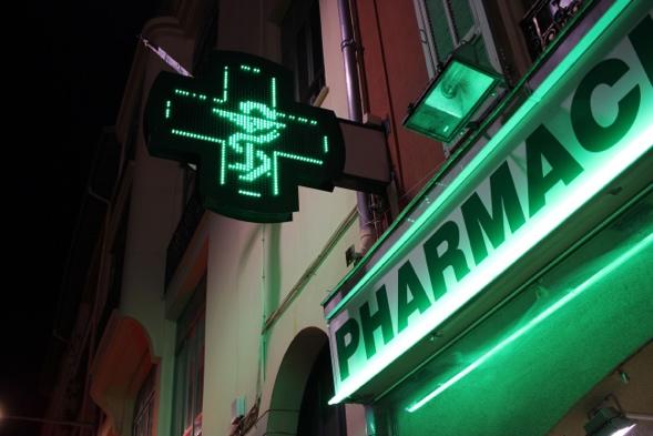 coordonnées pharmacie la plus proche